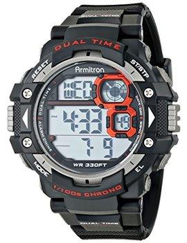Armitron Sport Men's 40/8309 Digital Chronograph Watch by Armitron