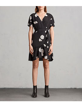 Rene Rodin Silk Dress by Allsaints