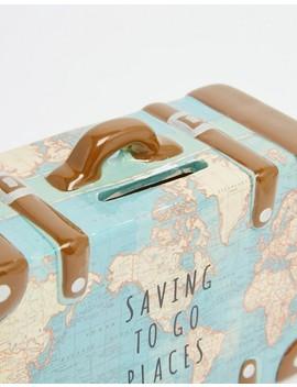 Hucha Saving To Go Places De Sass & Belle by Asos