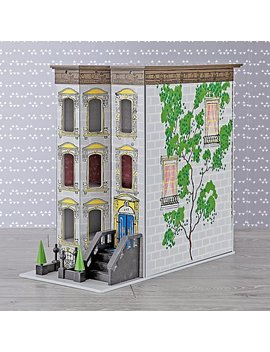 Brownstone Dollhouse by The Land Of Nod
