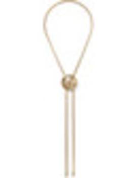 Gold Tone Necklace by Balmain