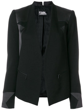 Ikonik Punto Blazer by Karl Lagerfeld