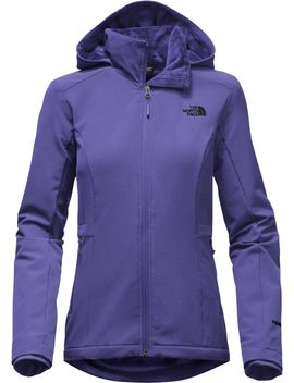 The North Face Women's Shelbe Raschel Soft Shell Jacket by The North Face