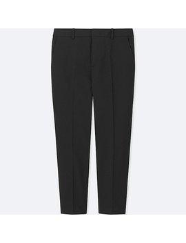 Pantalon Longueur 7/8Ème Dry Stretch Femme by Uniqlo