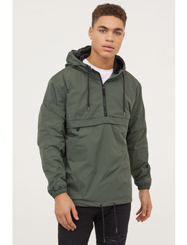Anorak With Hood by H&M