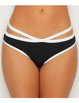 Back To Black Italini Bikini Bottom by Freya