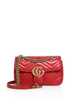 Mini Gg Marmont 2.0 Shoulder Bag by Gucci
