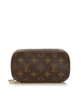 Pre Owned: Monogram Trousse Blush Pm by Louis Vuitton