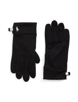 Classic Sport Tech Gloves by Polo Ralph Lauren