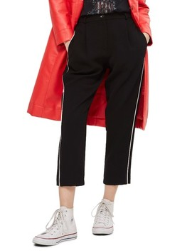Side Pipe Joggers by Topshop