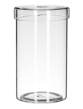 Tall Glass Jar With Lid by H&M