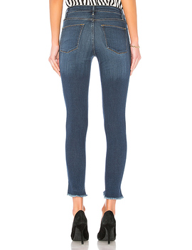 Le High Skinny Jean by Frame