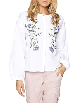 Embroidered Spring Danni Top by Sanctuary
