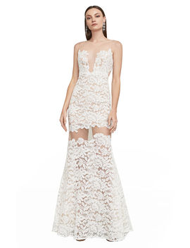 rayna-floral-lace-gown by bcbgmaxazria
