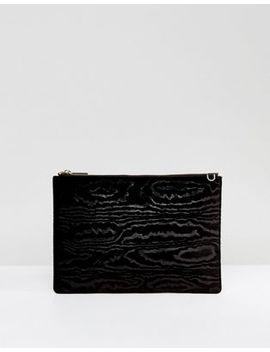 Whistles Woodcut Velvet Rivington Chain Bag by Whistles