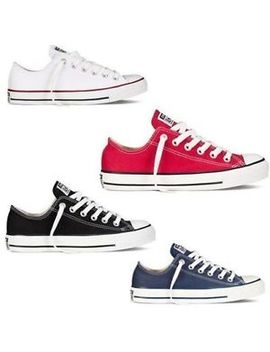 2017 All Sta Rs Men'S Chuck Taylor Ox Low High Top Shoes Casual Canvas Sneakers by Ebay Seller
