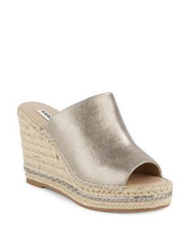 carina-leather-espadrille-wedges by karl-lagerfeld-paris