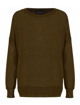 Knitted Sweater by By Malene Birger