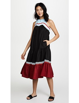 Flamenco Dress by Paper London