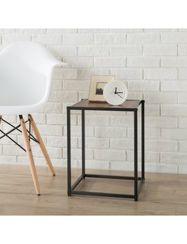 Avey Classic End Table by Mercury Row