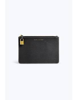 The Grind Medium Pouch by Marc Jacobs