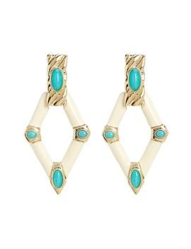 Valda Statement Earrings by House Of Harlow 1960