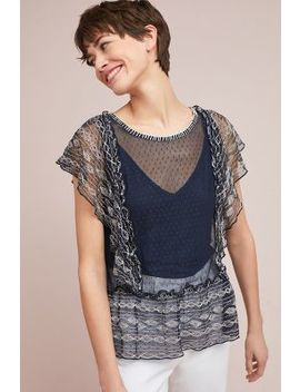 Sloane Dotted Top by Meadow Rue