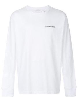 Taxi Print T Shirt by Helmut Lang