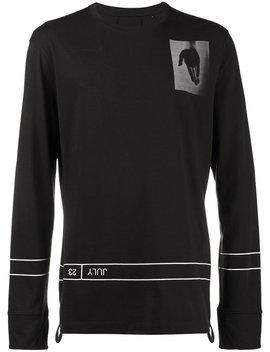 Dream Long Sleeve T Shirt by Helmut Lang