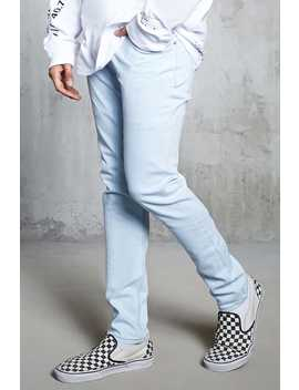 Classic Slim Fit Jeans by F21 Contemporary