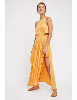 Fairgrounds Maxi Dress by Free People