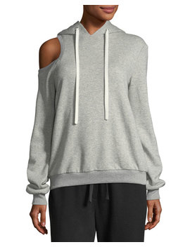 Dresden Hooded Cotton Sweatshirt by A.L.C.