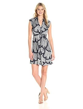 French Connection Women's Remi Wrap Dress by French Connection