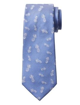 Pineapple Silk Nanotex® Tie by Banana Repbulic
