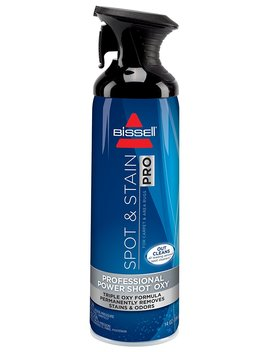 Bissell Professional Power Shot Oxy Carpet Spot And Stain Remover, 14 Ounces, 95 C9 by Bissell