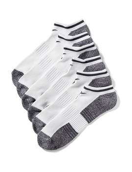 Go Dry Training Socks 3 Pack For Men by Old Navy