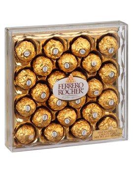 Ferrero Rocher Fine Hazelnut Chocolates, 10.6 Oz by Ferrero