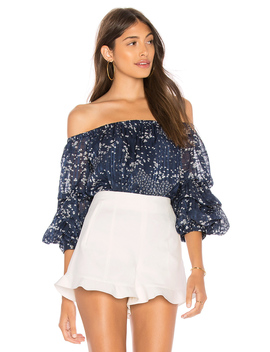 Off Shoulder Blouse by 1. State