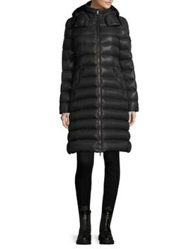 Moka Puffer Jacket by Moncler