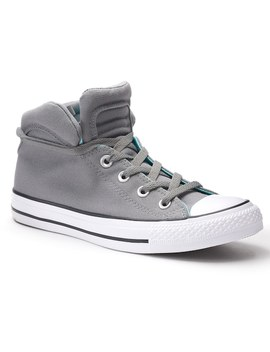 Women's Converse Chuck Taylor All Star Brookline Mid Mason Sneakers by Kohl's