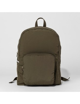 Men's Mysterious Forest Drawstring Bag   Goodfellow & Co™ Green One Size by Goodfellow & Co™