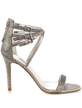Laellaly 2   Silver Multi Texture by Guess Footwear