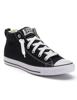 Adult Converse All Star Chuck Taylor Street Mid Top Sneakers by Kohl's