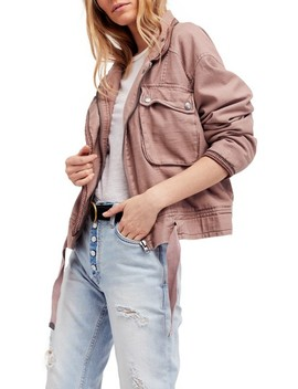 Flight Line Bomber Jacket by Free People
