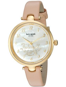 Kate Spade New York Womens Fashionably Late Holland   Ksw1220 by Kate Spade+New+York