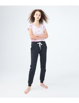 Embellished Drawstring Jogger Sweatpants by Aeropostale