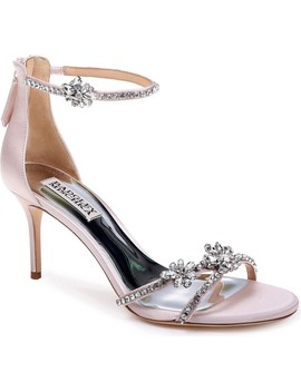 Hobbs Ankle Strap Sandal by Badgley Mischka