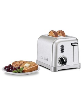 Cuisinart® 2 Slice Metal Classic Toaster   Stainless Steel Cpt 160 by Cuisinart