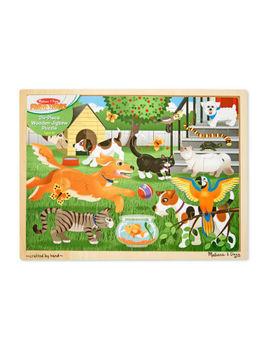Melissa &Amp; Doug® Pets Jigsaw 24pc by Melissa & Doug
