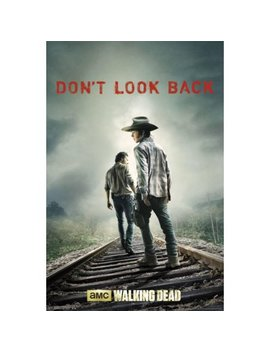 The Walking Dead   Don't Look Back Poster   22x34 by Trends International
